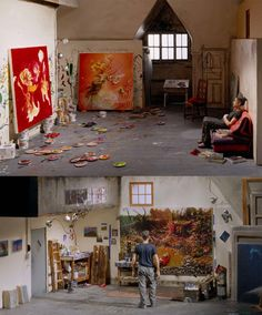 American Soma: Artists' Studios and Francis Bacon's Reece Mews Excavation