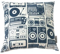 Cool cushions by Aimee Wilder