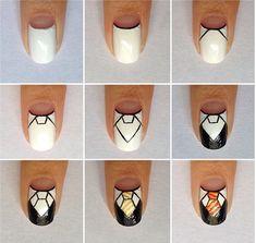 #Art #interesting #Nail       interesting nail art