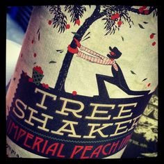 Tree Shaker Imperial Peach IPA  Craft Beer is Awesome