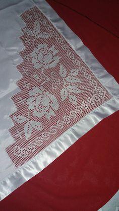 Filet Crochet, Crochet Lace, Paper Flowers, Crochet Projects, Quilts, Salons, Diy And Crafts, Decor, Crochet House