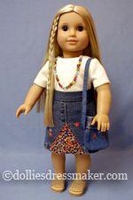 American Girl Doll ~ Julie