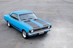 CHEVROLET OPALA SS, 1972 , made in Brazil