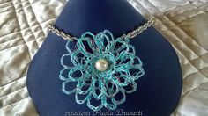 creations with metal wire crochet