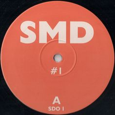 SMD #1 sold over 10, 000 units on its first press and became one of the most sought after releases in #hardcore music at the time.  1993