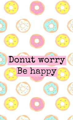 Immagine di donuts, goals, and quote