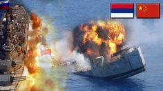 Biển đông trưa 25/9: Trung Quốc hoang mang khi bất ngờ bị Nga giáng đòn ...