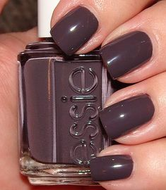 Essie Smokin' Hot... Wearing this color right now thanks to Lauren:)