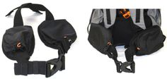 Gossamer Gear - Kumo ceinture avec poches #arklight_design_com