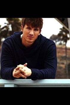 Photo of Matt Lanter, photo 480 of 1528 - Matt Lanter, Beautiful Boys, Gorgeous Men, Beautiful People, Ashley Johnson, Its A Mans World, Star Crossed, Poses For Men, Romance