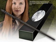 Ginny Weasley Varita Mágica   Harry Potter las Reliquias y Varitas