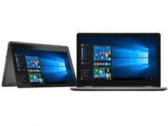 """Notebook 2 em 1 Dell Inspiron I15-7558-A10 - Intel Core i5 8GB 500GB LED 15"""" Windows 10 - de R$ 4.499,00 por R$ 4.099,00 em até 10x de R$ 409,90 sem juros no cartão de crédito  ou R$ 3.894,05 à vista (5% Desc. já calculado.) - Notebook e tablet com tela 15''. E mais. E muito mais. O Inspiron 15 Série 7000 2 em 1 com a 5a geração de processadores Intel® Core™ é um tablet quando você quer, um notebook quando você precisa. E com tela de 15'' e 4 modos de uso, ele é o notebook perfeito para um…"""
