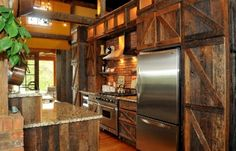 I am LOVING these cabinets!