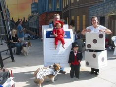15 Fabulous Family Costume Ideas - Design Dazzle
