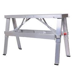 Aluminum Heavy Duty Drywall Walk-Up Adjustable 18