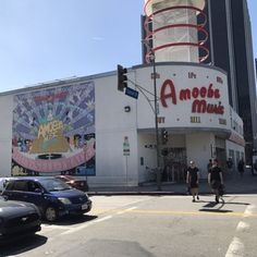 Photo of Amoeba Music - Los Angeles, CA, United States Old Hollywood Glamour, Great Memories, Geography, Road Trip, Scenery, The Past, United States, Sunset, History