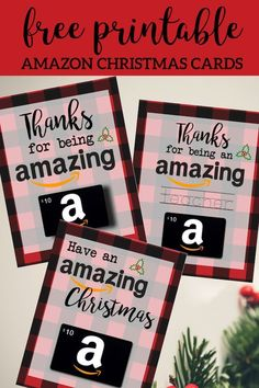 Super Holiday Gifts For Employees Christmas Free Printable 30 Ideas Amazon Christmas Gifts, Neighbor Christmas Gifts, Holiday Gifts, Christmas Gift For Employees, Christmas Gift For Daycare Teacher, Personalized Christmas Gifts, Holiday Dinner, Christmas Gift Card Holders, Printable Christmas Cards