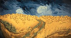 13 Van Gogh's Paintings Painstakingly Brought to Life with 3D Animation & Visual Mapping | Open Culture
