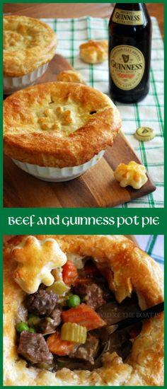 St. Patrick's Day Beef & Guinness Pot Pie-001   NOT vegetarian !!!!!!!!!!!!!!