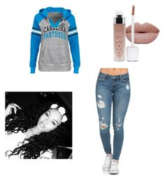 """""""Panthers"""" by amariaprice on Polyvore featuring women's clothing, women, female, woman, misses and juniors"""