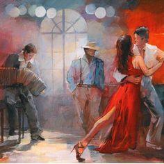 Tango argentino - Willem Haenraets