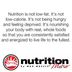 Nutrition is what we do #maxmuscle #health #fitness #nutrition #wellbeing https://www.instagram.com/p/BUxMeIAAQQf/ via https://www.maxmuscleomaha.com