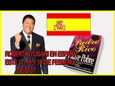 http://youtu.be/9dIpBs-Mcaw ROBERT KIYOSAKI EN Barcelona  2017 -  COMO SER RICO Compre su entrada aquí :  http://ift.tt/2iWVhgm   http://ift.tt/2iBc9wS Conferencia de Kiyosaki en Barcelona  kiyosaki en barcelona Robert Kiyosaki brindará una conferencia en Barcelona  España el 17 de Febrero del 2017 dirigido a estudiantes empleados y emprendedores donde impartirá todo su conocimiento sobre generación de riqueza en la economía actual.  Robert Kiyosaki es conocido por su best seller Padre Rico…