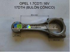 Biela Opel Z17DTH