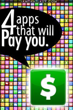 These 4 apps will PAY YOU! Earn rewards for gifts or spending money in your free time!