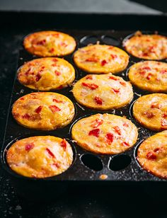 Egg cups made in muffin tins make an easy grab and go breakfast! These egg cups are portable and easy to meal prep on the weekend for breakfast to grab throughout the week. Or perfect for a brunch menu or tailgate breakfast. Backpacking Food, Camping Meals, Ultralight Backpacking, Camping Recipes, Brunch Menu, Brunch Recipes, Breakfast Recipes, Lunch Items, Muffin Tin Recipes