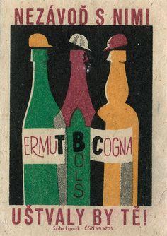 Vintage Labels, Vintage Ads, Vintage Prints, Vintage Posters, Graphic Design Posters, Graphic Design Typography, Vintage Fireworks, Powder Room Wallpaper, Matchbox Art