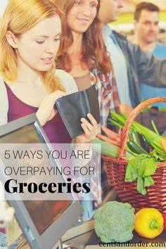 Five ways you think you are saving money on food (but really aren't). One of the biggest expenses in a household is grocery costs. You may use coupons, watch sales flyers, and meal plan to help keep your food costs to a reasonable level. But Is your grocery store playing these pricing games too?