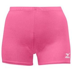 Mizuno Vortex Short - Women's - Volleyball - Clothing - Pink