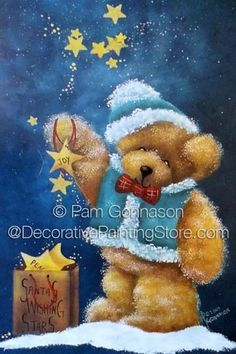 Wishing Stars ePattern - Pam Gonnason - PDF DOWNLOAD