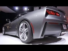 Part 2 of 2 of The Interview Series @ 2014 Chevrolet Corvette Stingray / Z51 - CAR and DRIVER - YouTube
