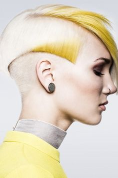 T G Collezioni 2016 2017 Duality Maja Halo   Panelling Creative Hairstyles 7a7e4e59f6f