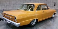 Chevy, Chevrolet, Custom Classic Cars, Muscle Cars, Eye Candy, Nova, Wheels
