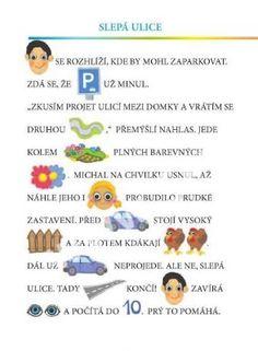 Na ulici - obrázkové čtení - Horová Ladislava, Řezníčková Petra - SEVT