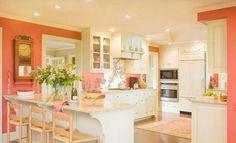 kitchen decorating for the kitchen pinterest orange accent