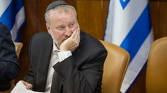 Attorney General Avichai Mandelblit in Jerusalem on July 05, 2015. (Emil Salman/POOL)