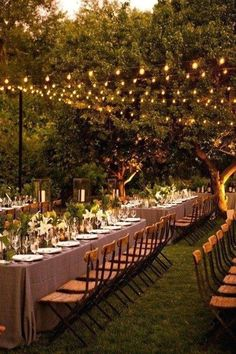 27 Rustic Wedding Decorations You Must Have A Look---rustic wedding lightings for outdoor garden wedding receptions for fall Deco Champetre, Vineyard Wedding, Outdoor Lighting, Outdoor Wedding Lights, Wedding Lighting, Outdoor Fall Wedding Reception, Lighting Ideas, Yard Lighting, Outdoor Fairy Lights