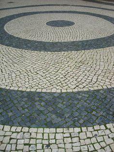 Lagos Portugal Plaza stonework