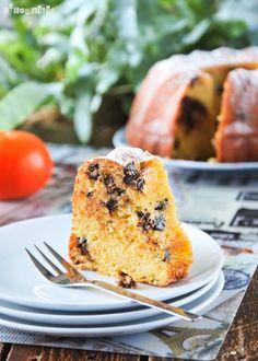 Bizcocho de mandarina y chocolate | L'Exquisit