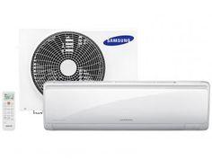 Ar-Condicionado Split Samsung Inverter 24000 BTUs - Frio AR24HVSPASN/AZ