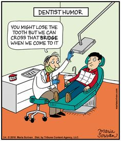 More dental humor on our Facebook page: http://www.facebook.com/waynebeaversdentistry