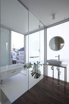 Y-3 / Komada Architects