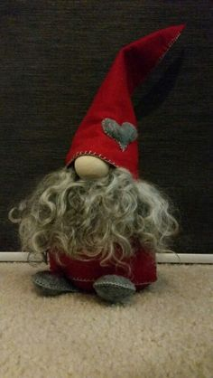 Swedish Tomte on Pinterest | Gnomes, Swedish Christmas and Elf