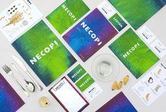 George Wheeler - Necopi branding