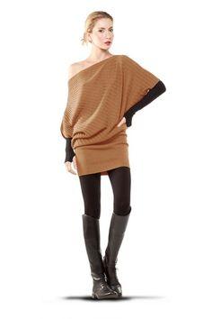 Leon Max New Quazi Sweater Dress by MAXSTUDIO.COM