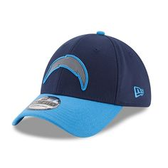 2404af0852f Men s Los Angeles Chargers New Era Navy Thanksgiving Sideline 39THIRTY Flex  Hat